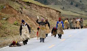 Người Tây Tạng đi hành hương