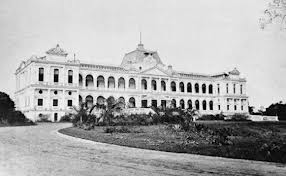 Palais Norodom thời Pháp thuộc