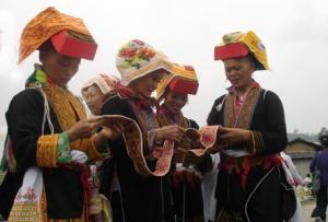 Người Thổ ở Lạng Sơn