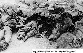 Người Tầu bị quân Nhật giết chết