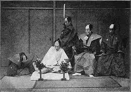 """Nghi thức """"seppuku' hay """"harakiri"""""""
