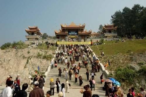 Một Thiền viện dòng Trúc Lâm Yên Tử