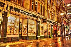 Tiệm sách Watkins Luân Đôn