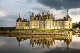 Vùng La Loire với sông va lâu đài