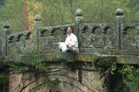 Thiền định trên núi
