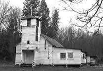 Một nhà thờ Tin Lành trong Rez