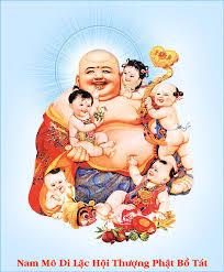 Tượng Phật Di Lặc Tôn