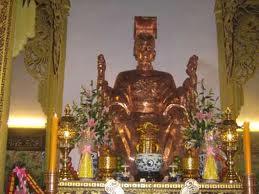 Vua Trần Nhân Tông; Trúc Lâm Đại Đầu Đà