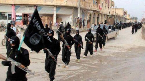 Đoàn quân Jihadis tại Raqqa