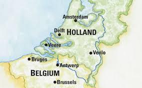 Nước Bỉ và nước Hòa Lan