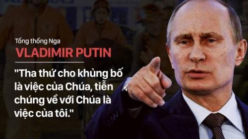 Tổng thống Nga Ông Putin