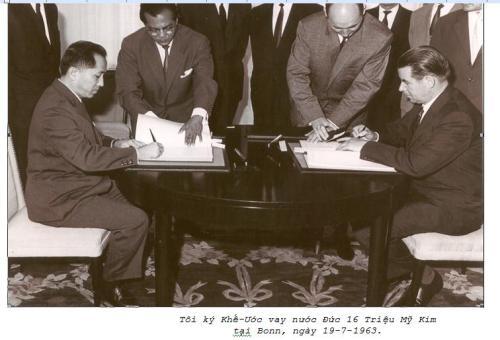 Ông Trần Lê Quang tại Bonn