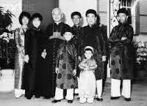 Đại gia đình ông Ngô đình Diệm