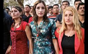 Thiếu nữ Yazidi