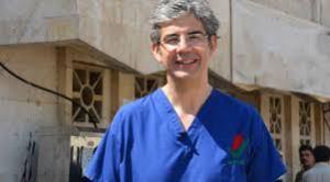 Bác sĩ David Nott tại Syria