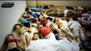Trẻ em chết vì hơi độc