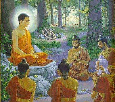 Kiều Trần Như. Ngũ vị Tỳ kheo