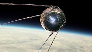Sputnik 1 trên bầu trời năm 1957
